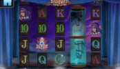 Escape Artist Video slots by Genesis Gaming MCPcom