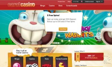 Carat Casino MCPcom