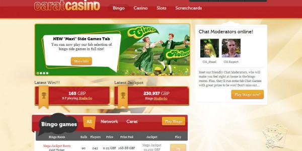 Carat Casino MCPcom 2