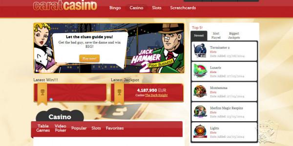 Carat Casino MCPcom 3