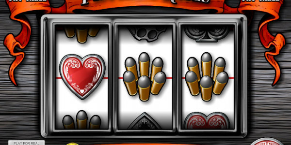 Pistols & Roses Classic slots by Rival MCPcom