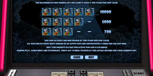 Double Bubble Video Slots by Realistic Games MCPcom pay