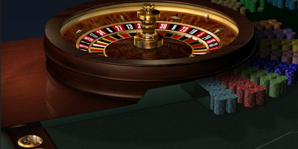 European Roulette Table game by Realistic Games MCPcom2