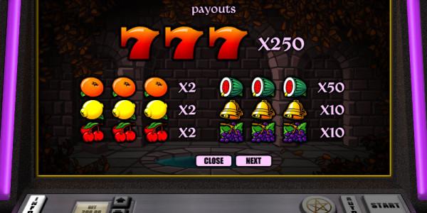 Pentagram — Классический слот от Realistic Games MCPcom pay