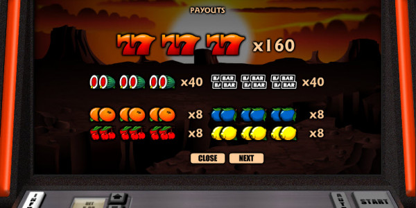 Sunset Reels — Классический слот от Realistic Games MCPcom pay