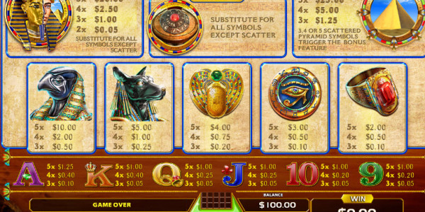King Of Time Video Slots by GameArt MCPcom pay