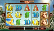 Titans of the Sun - Theia Video slots by Microgaming MCPcom
