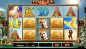 Titans of the Sun - Hyperion Video slots by Microgaming MCPcom