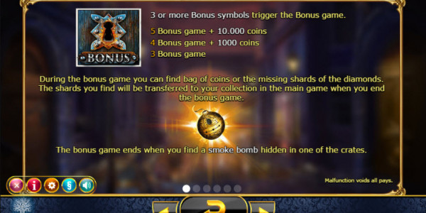 Holmes & the Stolen Stones Video Slots by Yggdrasil Gaming MCPcom pay