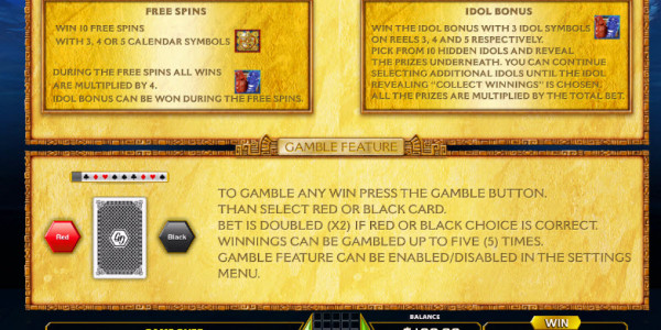 Mystic Riches Video Slots by GameArt MCPcom pay2