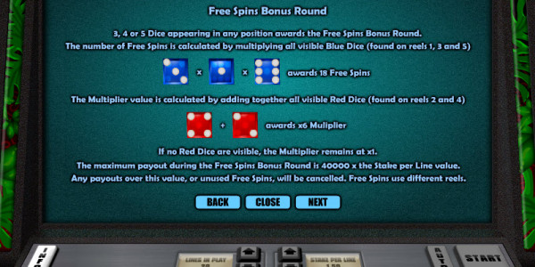 Six Appeal Video Slots by Realistic Games MCPcom pay2
