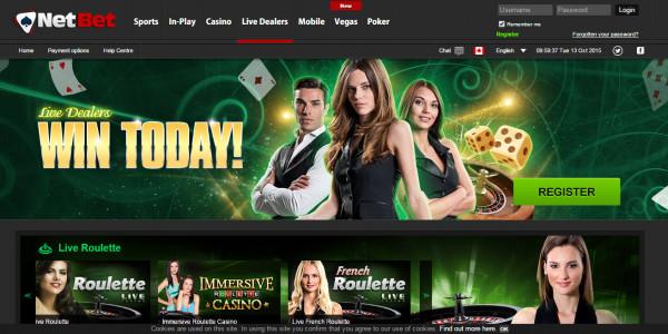 NetBet Casino MCPcom 3