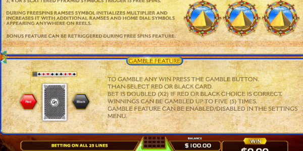 King Of Time Video Slots by GameArt MCPcom pay2