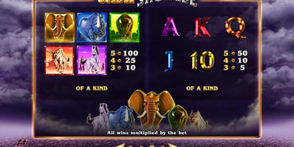 Cash Stampede Video slots by NextGen Gaming MCPcom PAY2