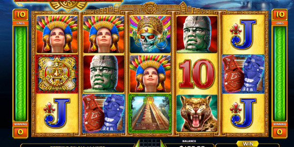 Mystic Riches Video Slots by GameArt MCPcom