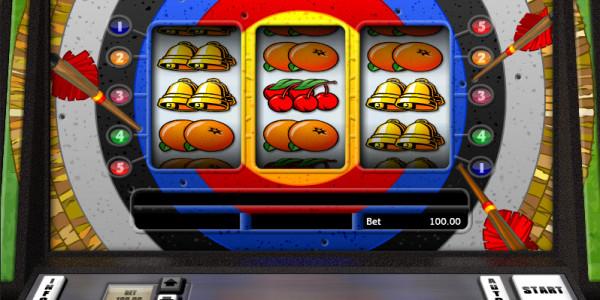 Bullseye — Классический слот от Realistic Games MCPcom