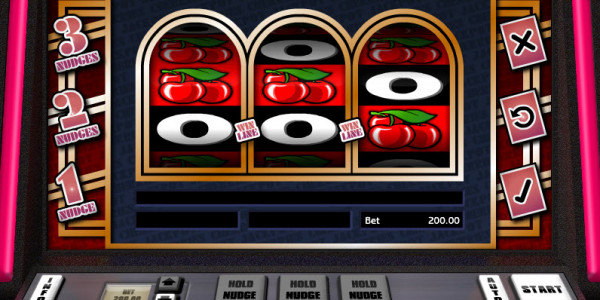 Jackpot Cherries — Классический слот от Realistic Games MCPcom