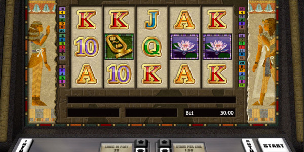 Tutankhamun Video Slots by Realistic Games MCPcom