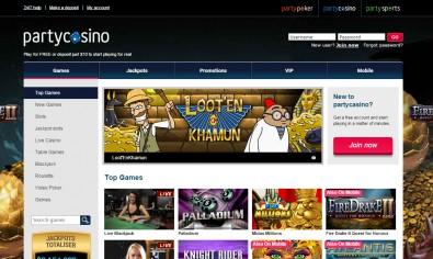 Party Casino MCPcom