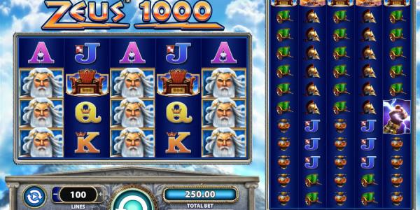 Zeus 1000 Video Slots by WMS MCPcom