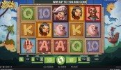 Hook's Heroes Video Slot by Netent MCPcom