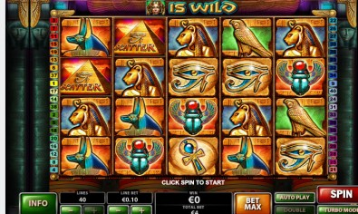 Cat Queen Video Slots by Playtech MCPcom