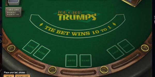 Top Card Trumps MCPcom Betsoft