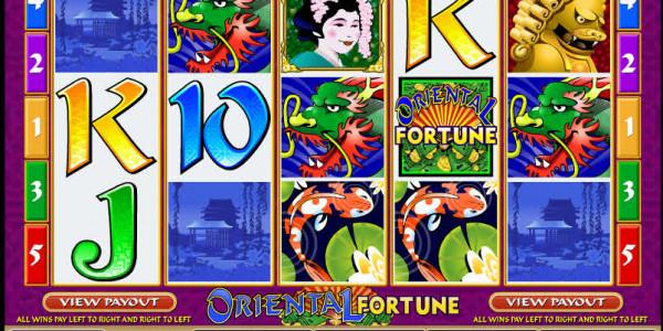 Oriental Fortune MCPcom Microgaming