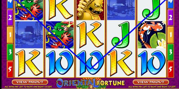 Oriental Fortune MCPcom Microgaming 2