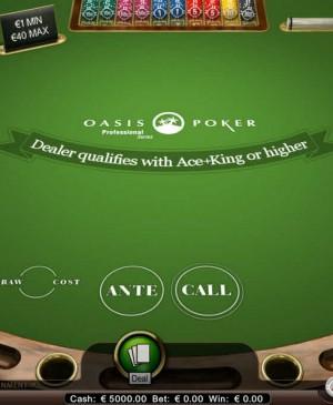 Oasis Poker Pro Series MCPcom NetEnt