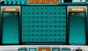 Bonus Keno MCPcom NetEnt