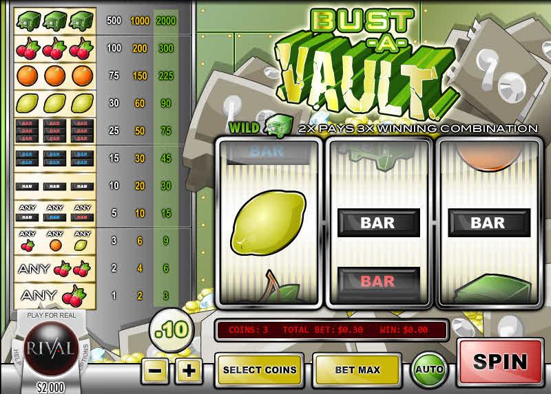 Bust-A-Vault MCPcom Rival