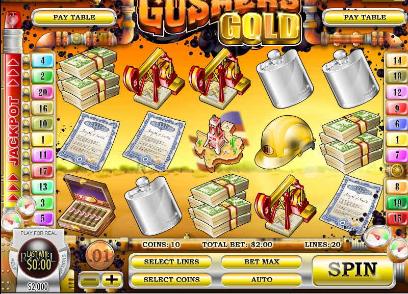 Gushers Gold MCPcom Rival