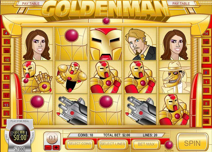 Goldenman MCPcom Rival