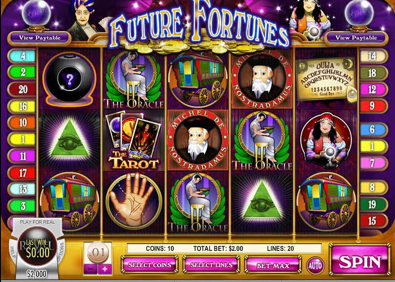 Future Fortunes MCPcom Rival