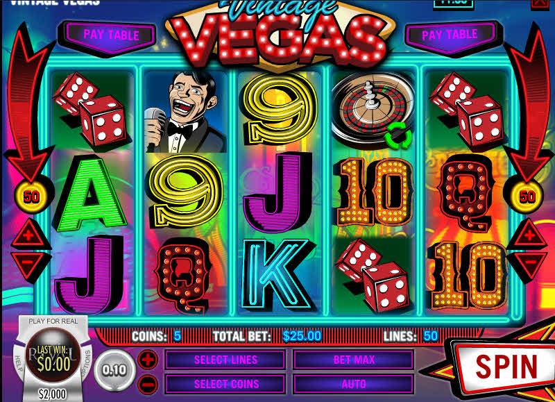 Vintage Vegas MCPcom Rival