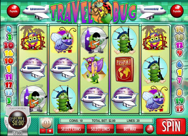 Travel Bug MCPcom Rival