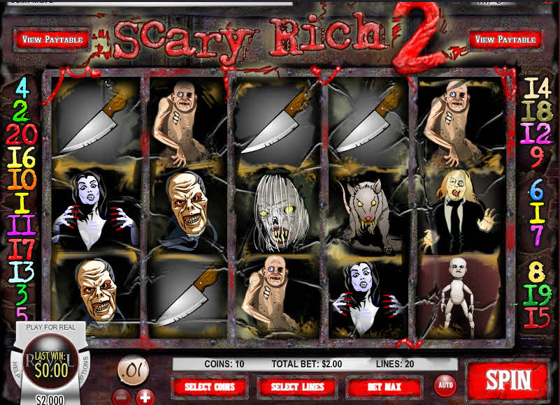 Scary Rich 2 MCPcom Rival