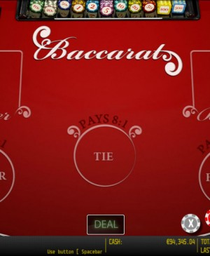 Baccarat Privee mcp wm