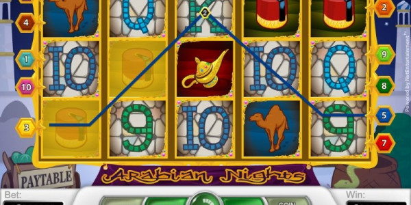 Arabian nights screenshot mediumwin