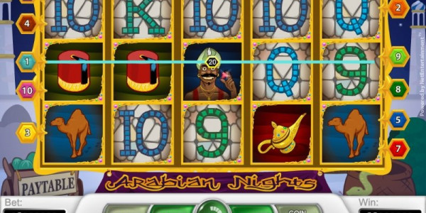 Arabian nights winstraight