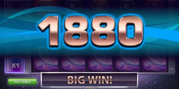 Screenshot Bigbang big win