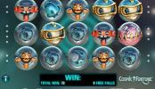 Screenshot Cosmic fortune free falls main
