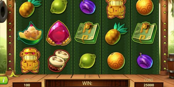 Screenshot Gobananas main
