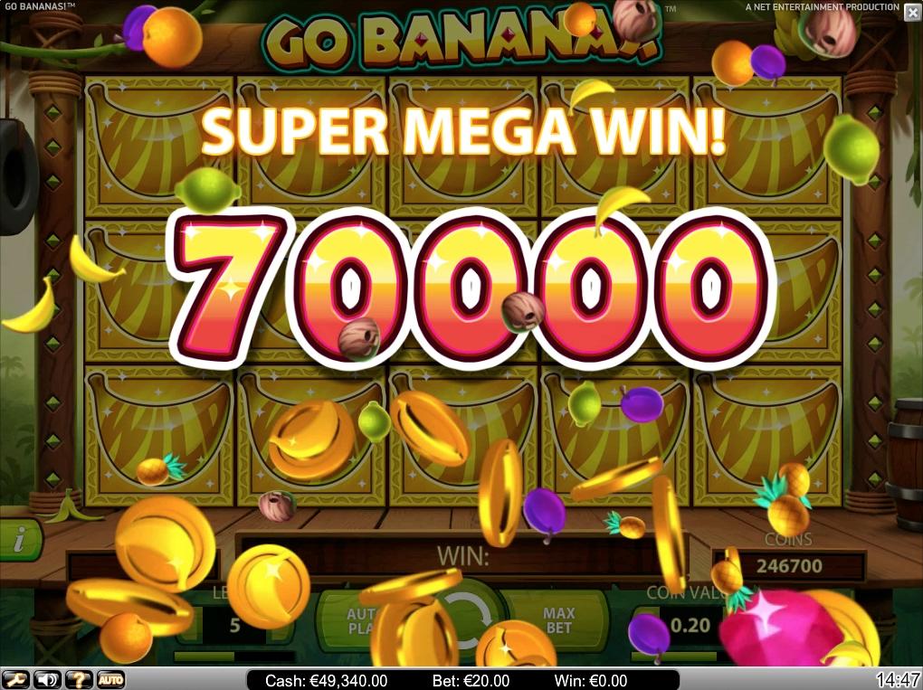 Screenshot Gobananas smw