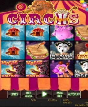 Circus wm mcd