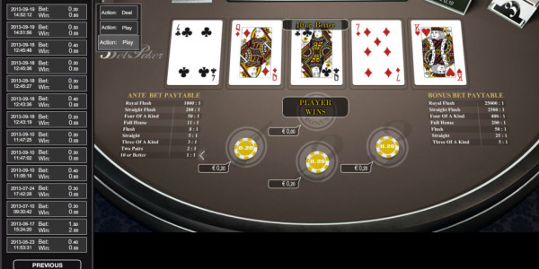 3bets poker mcp
