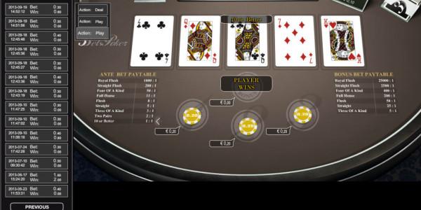 3bets poker mcp history