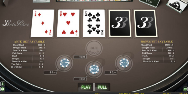 3bets poker mcp play