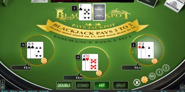 Black jackpot mcp wm play
